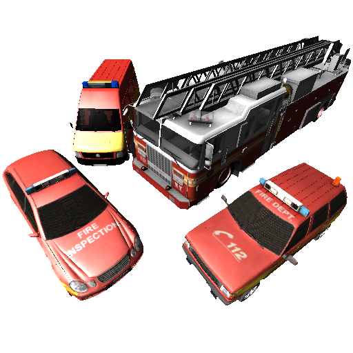 Duty Driver Firetruck FREE
