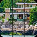 Tile puzzle - Beach Villa file APK Free for PC, smart TV Download