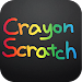 Crayon Scratch icon