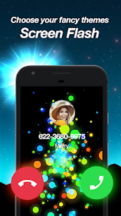 App Brightest Flashlight - Call Screen Themes APK for Windows Phone