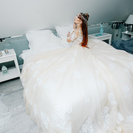 Wedding photographer Vladimir Sevastyanov (Sevastyanov). Photo of 08.01.2018