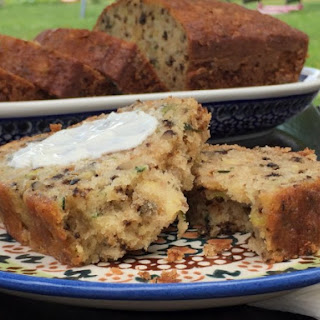 Zucchini and Pineapple Bread