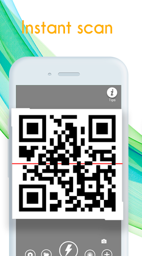 QR Code & Barcode Scaner/Reader/Generator screenshot 1