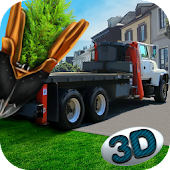 Tree Mover Farmer Simulator 3D