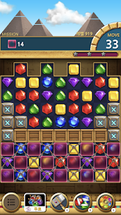 Jewels Pharaoh : Match 3 Puzzle 8