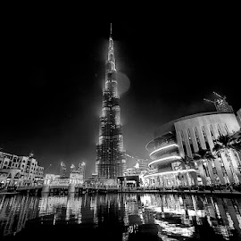 by Stanley P. - Black & White Buildings & Architecture (  )