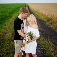 Wedding photographer Vadim Berezkin (VaBer). Photo of 08.10.2017