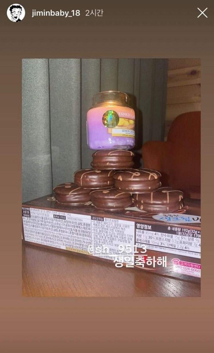 aoa birthday candles 2