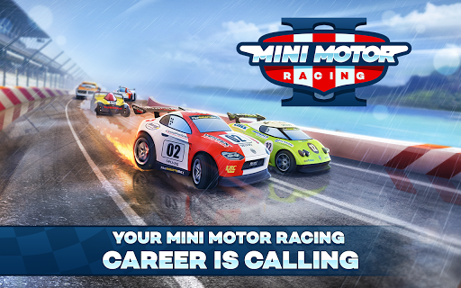 Mini Motor Racing 2  screenshots 1