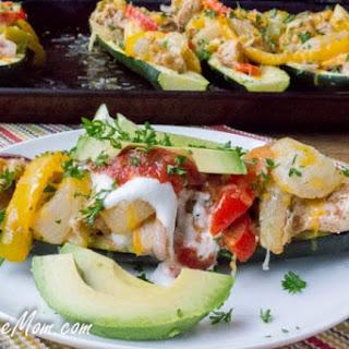 Chicken Fajitas Zucchini Recipes
