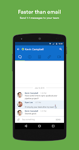 HipChat - beta version Screenshot 4