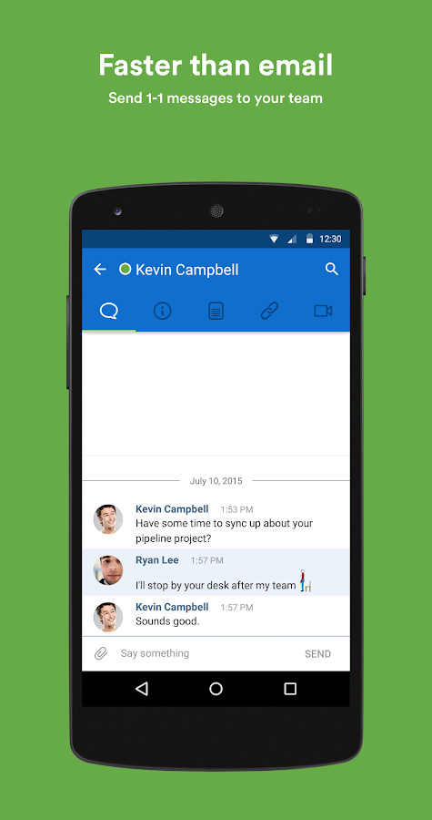HipChat - beta version - Android Apps on Google Play