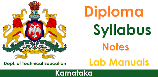 DTE Diploma Syllabus Karnataka - Apps on Google Play