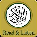 Read and Listen Quran Offline icon