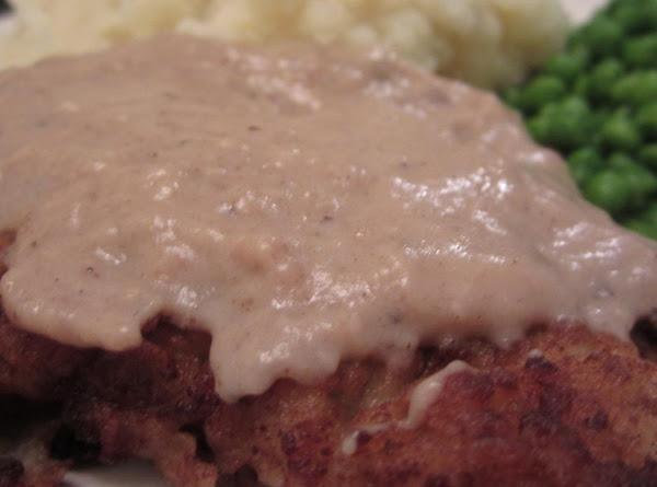 Country Fried Steak Recipe