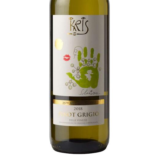 Pinot Grigio – Kris, Delle Venezie