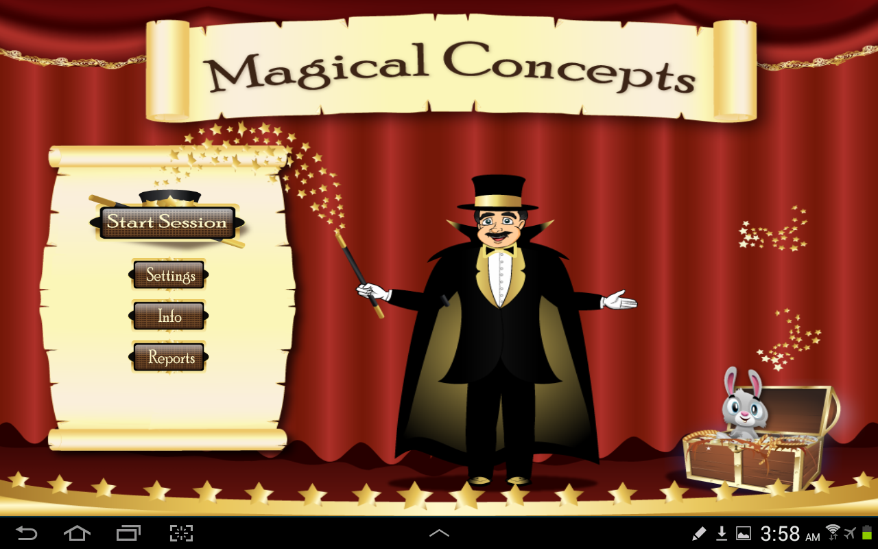 Magical Concepts- screenshot