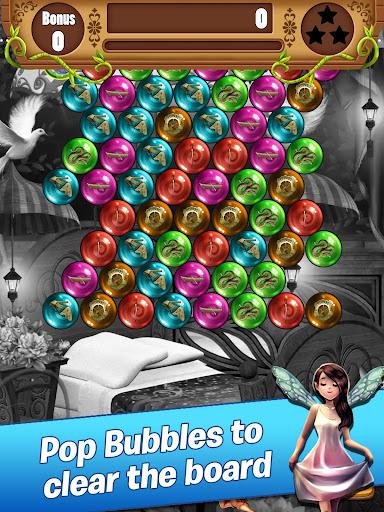 Bubble Pop Journey: Fairy King Quest modavailable screenshots 1