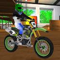 Bike Race Simulator 3D icon