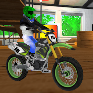 Bike Race Simulator 3D for Windows Phone logo