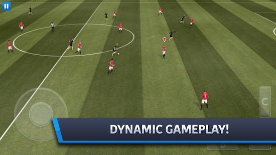 Dream League Soccer 2017 4.03 (Mod Money) Apk + Data