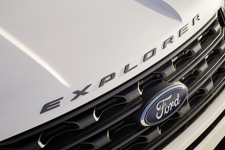 American customers want more SUVs like the Ford Explorer