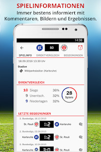 kicker MeinVerein – Miniaturansicht des Screenshots