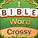 Bible Word Crossy icon