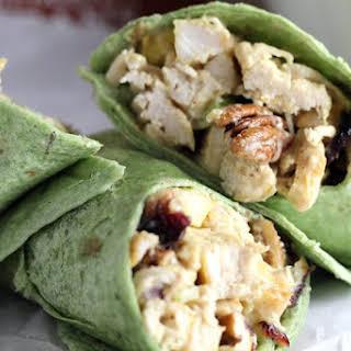 Honey Chicken Wrap Recipes.