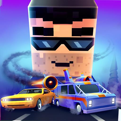 Crash Test Dummies Derby Destruction Pixel Ragdoll (game)