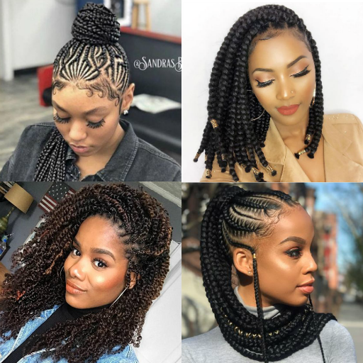 African Braids Hairstyles 2019 Apps On Google Play