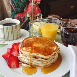 Best Basic Buttermilk Pancakes