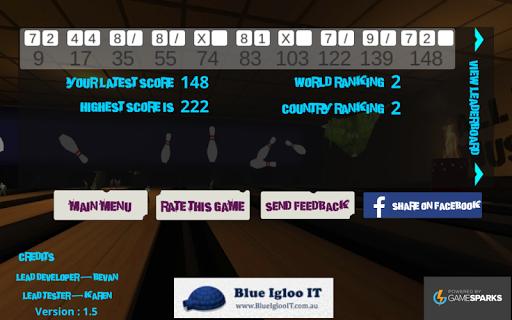 10 Zombie Bowling screenshots 5