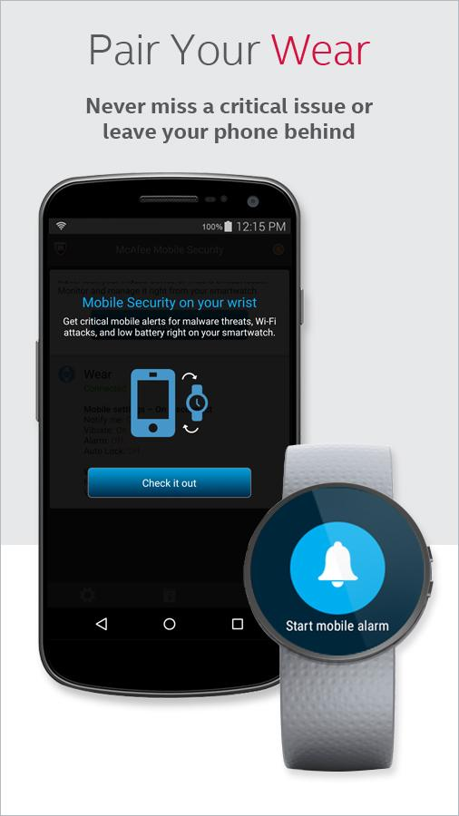 Mobile Security Key Android