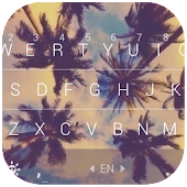 Coconut Keyboard Theme – Delicate, Customizable