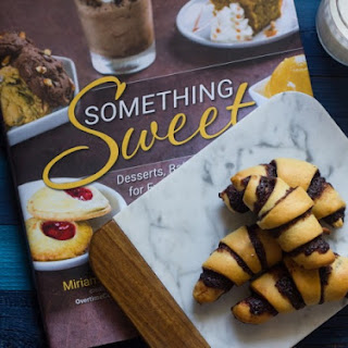 Healthy Chocolate Rugelach (and a Giveaway!)