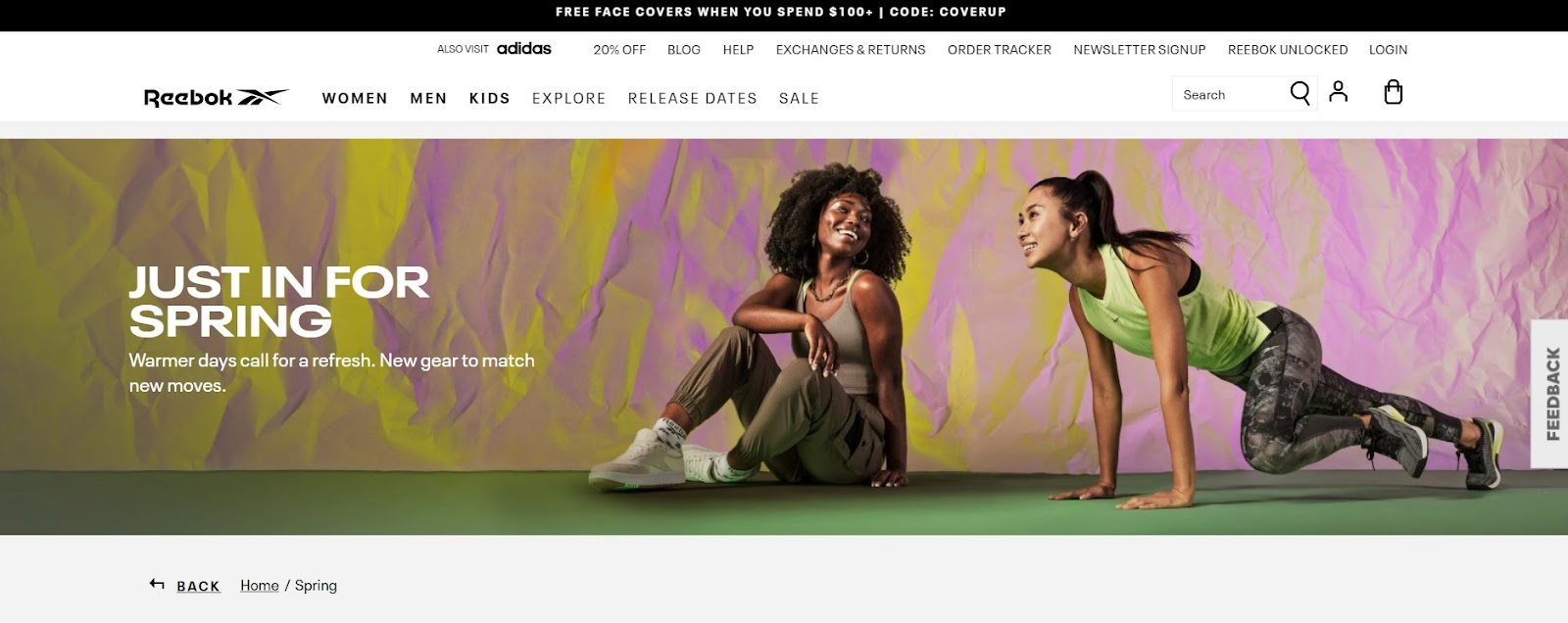 How to use my Reebok coupon codes, Reebok offers & Reebok coupons to shop at Reebok UAE & Reebok shoes and many more.