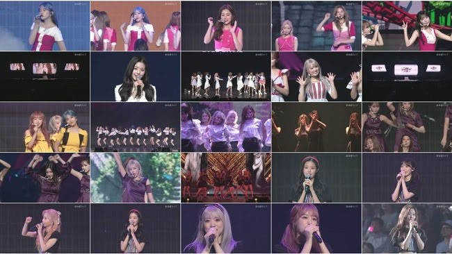 [TV-Variety] IZONE 1st CONCERT EYES ON ME IN JAPAN Saitama Super Arena (2019.09.25)