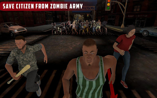 Archer Hunting Zombie City Last Battle 3D 1.0.4 screenshots 7