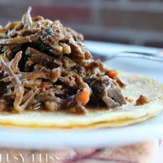 How to Make the Best Thai Pressure Cooker Beef.