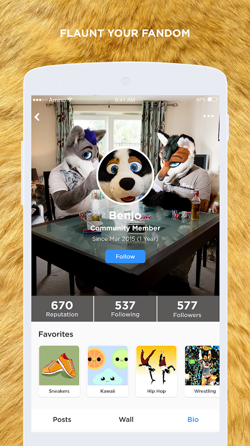 Furry Amino for Chat and News- screenshot