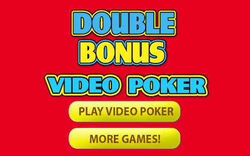 Double Bonus Poker - Online Video Poker - Rizk Casino