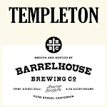 BarrelHouse Templeton - Blonde Ale