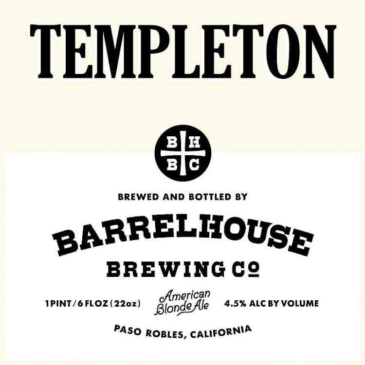 Logo of BarrelHouse Templeton - Blonde Ale