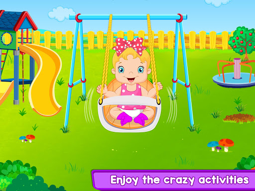 Nursery Baby Care - Taking Care of Baby Game apktram screenshots 3