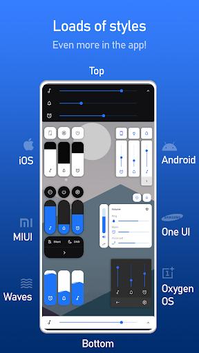 Volume Styles - Customize your Volume Panel screenshot 2