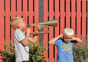 "Photo: 2. plads september 2018, foto:  Jens Ole Pedersen. Tema: ""Lyd"""