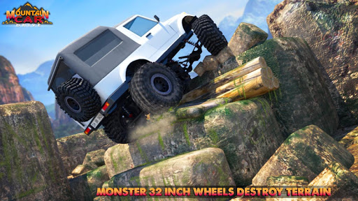 Code Triche Mountain Car Drive 2019 : Offroad Car Driving SUV APK MOD screenshots 2