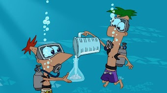 Phineas and Ferb Hawaiian Vacation: Parts 1 & 2