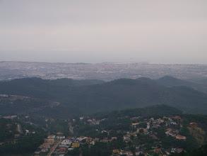 Photo: Vilanova al fons desde el Turó de les Tres Partions